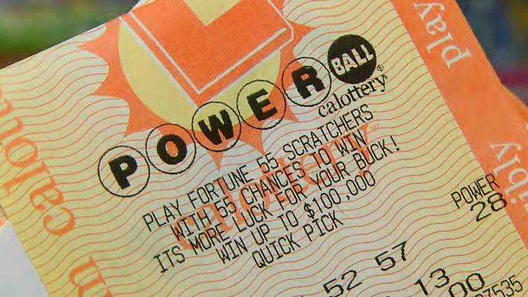 Did You Share The 448 Million Powerball Jackpot 3 Winning Tickets