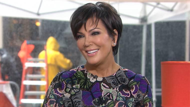 Kardashian? West? Kris Jenner says it's official — Kim took Kanye's name