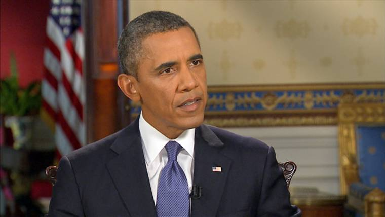 Obama on the fence about Syria strike without Congress' approval