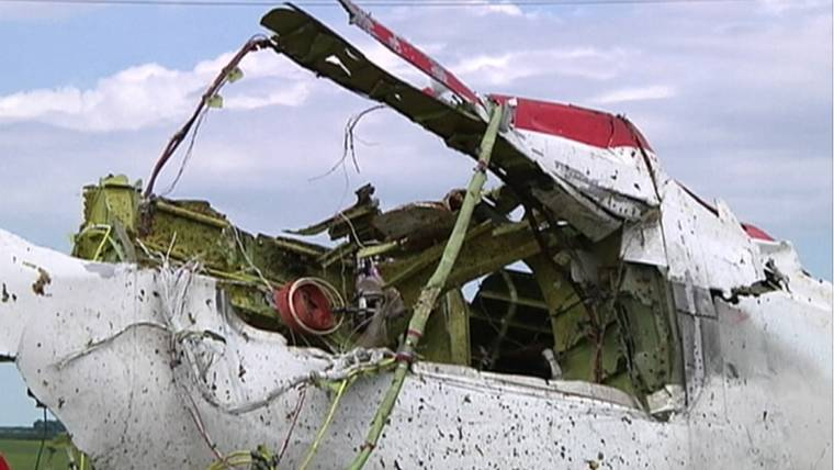 MH17 Crash Victim Was Found Wearing Oxygen Mask: Dutch Minister