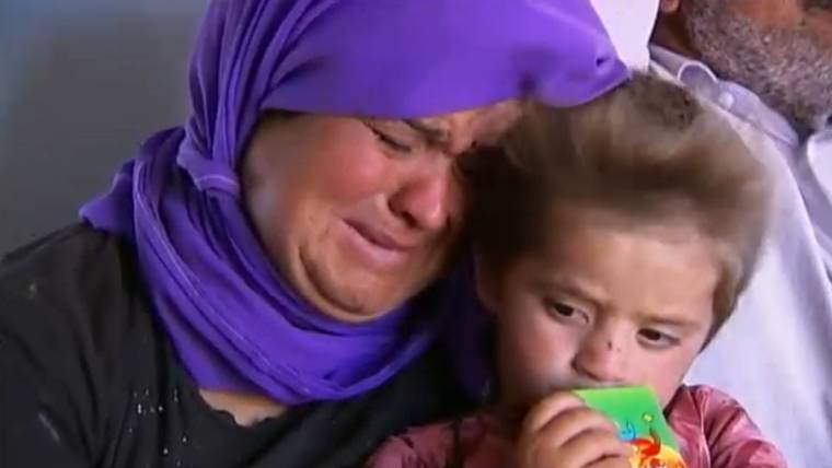 ISIS Militants Seize 63 of This Iraqi's Family Members in Sinjar