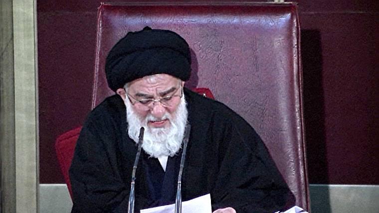 Iran Nuclear Talks: U.S. 'Not Trustworthy,' Says Top Tehran Cleric