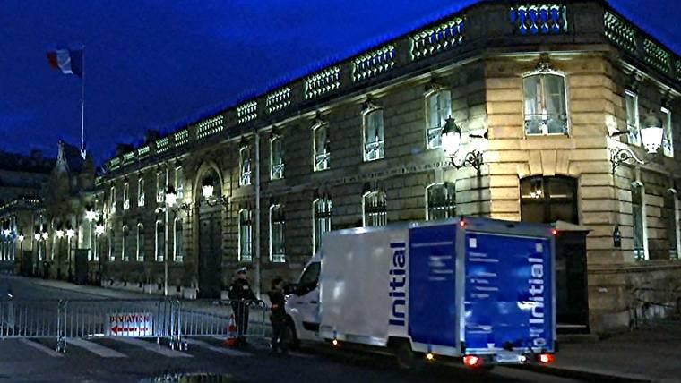 Policewoman Run Over Outside French President Francois Hollande's Home