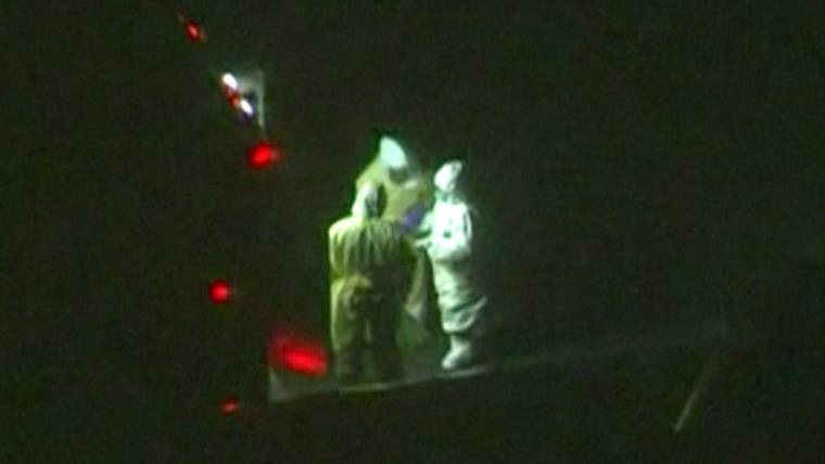 Texas Hospital Worker Who May Have Handled Ebola Samples Is on Carnival Cruise