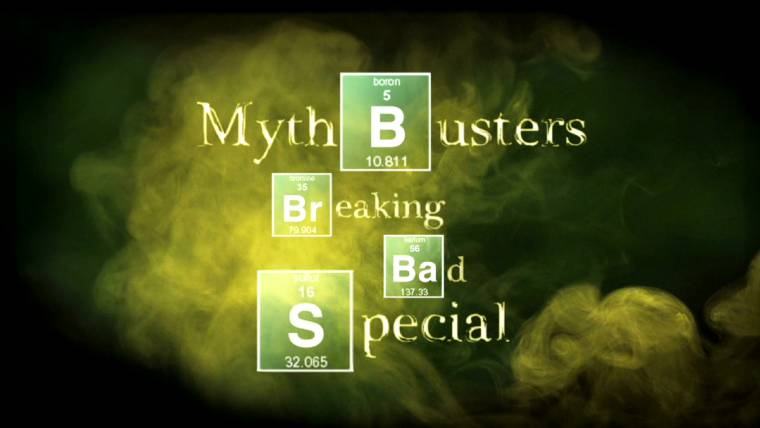 Mythbusters proves breaking bads walt needs some more schooling exclusive mythbusters tackle breaking bad urtaz Image collections