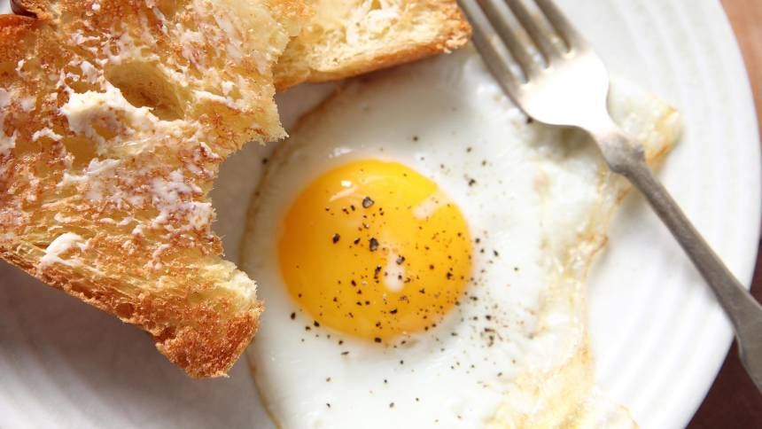 Why You Should Eat Protein at Breakfast