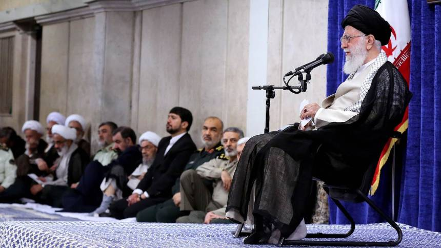 Iran's supreme leader Ayatollah Ali Khamenei rules out war with U.S.